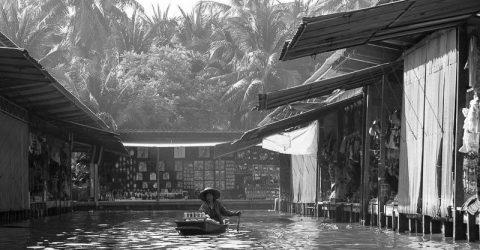 Sud ouest de Bangkok
